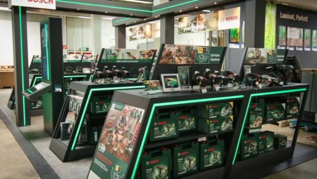 Zentrales Ziel der Shop-in-Shop-Lösung ist es, eine Markeninsel zu schaffen, in der die Kunden Informationen und Inspirationen.