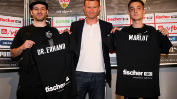 Fischer unterstützt den VfB Stuttgart
