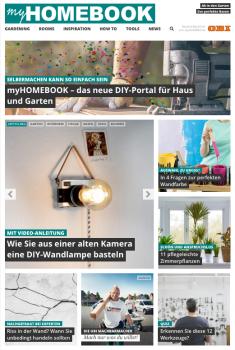 Ausschnitt des neuen DIY-Anleitungsportal von Axel Springer, das gestern gestartet ist. [Bild: Axel Springer Verlag]