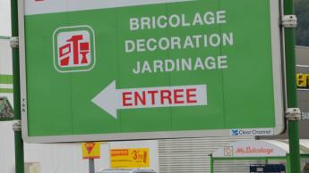 2020 knapp 5 Prozent Plus für Baumärkte in Frankreich