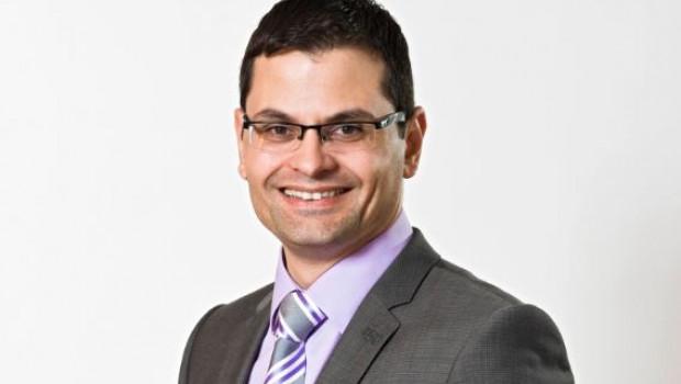 Adrian Grabovac (43) hat die Leitung Kundencenter und Logistik in Deutschland bei Nilfisk übernommen.