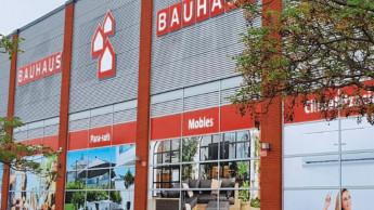 Spanische Bauhaus-Niederlassung nur den Sommer über