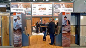 Ziro-Erfolg mit PVC-freiem Designboden