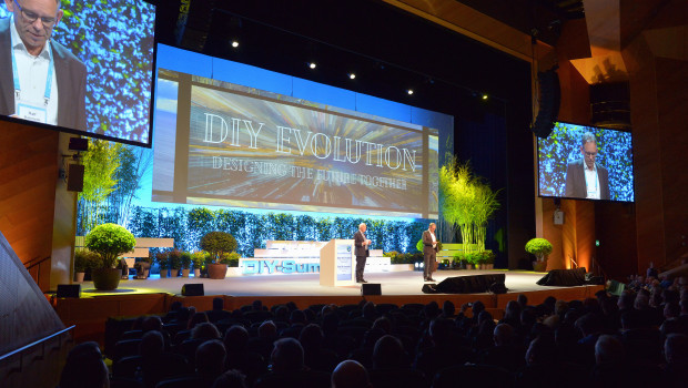 """DIY Evolution - Designing the Future Together"" lautete das Motto des 7. Global DIY Summit in Dublin."