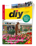 diy - Das Fachmagazin für die Do-it-yourself-Branche
