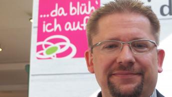"""Arne Warkocz ist neuer Markenleiter von """"… da blüh' ich auf!"""""""