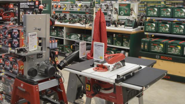 Der DIY-Handel hat seinen Umsatz laut der Destatis-Statistik um April um mehr als vier Prozent gesteigert.