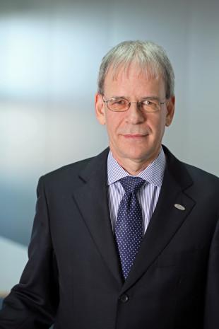 Albrecht Hornbach,  Aufsichtsratsvorsitzender
