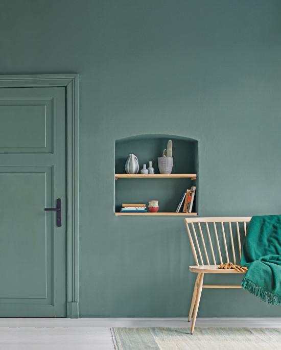 Alpina hat ein designorientiertes 360-Grad-Einrichtungs- und Gestaltungskonzept entwickelt.