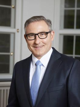 Marktposition ausgebaut: Mark Eslamlooy, CEO der Ardex-Gruppe und Vorsitzender der Geschäftsführung der Ardex GmbH in Deutschland.