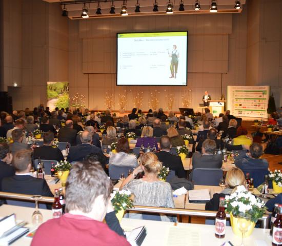 Im VDG freute man sich über eine sehr gut besuchte Wintertagung in Stuttgart. Die Veranstaltung ging gestern mit einer Storetour zu Ende.