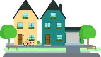 Baugenehmigungen: Minus bei Einfamilienhäusern