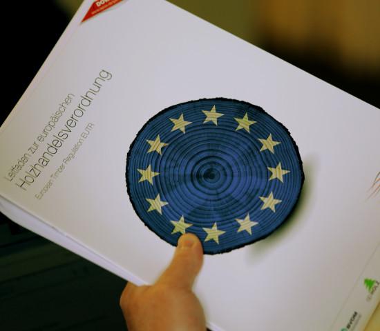 Leitfaden vom IPD zur Umsetzung der EUTR