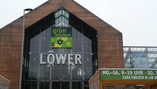 Das Gartencenter Löwer in Goldbach ist für die Leser von Mein schöner Garten das schönste Gartencenter in Bayern.