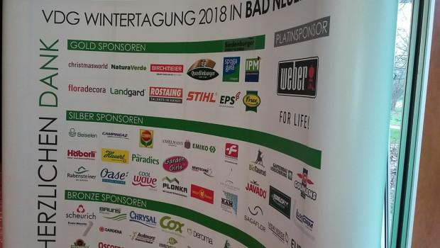 Die heutige Winterarbeitstagung des VDG findet in Bad Neuenahr statt.