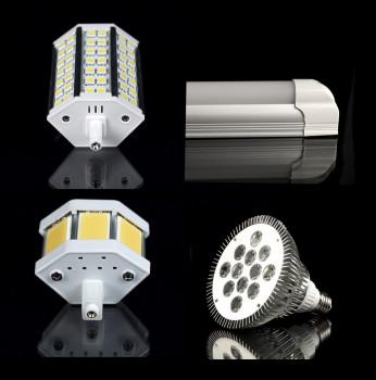 Fehlerhafte LED können tödlichen Stromschlag verursachen.
