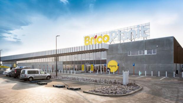 Brico Planit ist die Vertriebslinie von Maxeda mit den wenigsten Standorten.