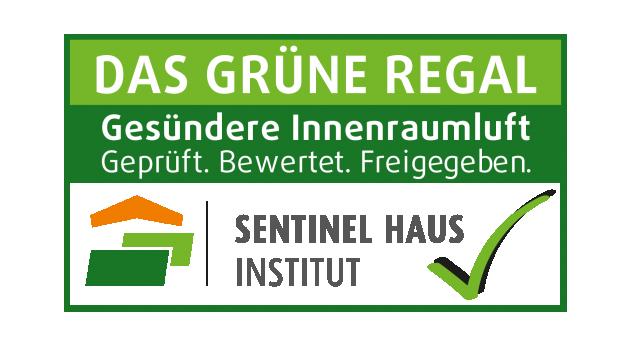 """Das neue Logo von """"Das Grune Regal""""."""