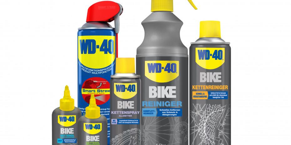 WD-40, Pflegeserie für Fahrräder