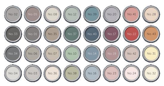 Beim Relaunch der Feine-Farben-Farbtonpalette entstanden elf neue Nuancen.