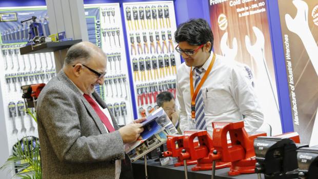 Auf der Asia-Pacific Sourcing präsentieren Hersteller aus Fernost auf insgesamt 24.200 m² ihre Produkte.