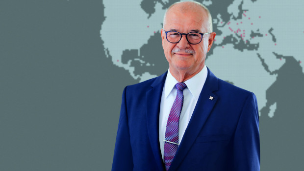 Dr. Eckhard Keill,Vorstand der Roto Frank HoldingAG.
