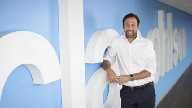 Clas Ohlson-CEO Klas Balkow freut sich auf die Expansion nach Deutschland.