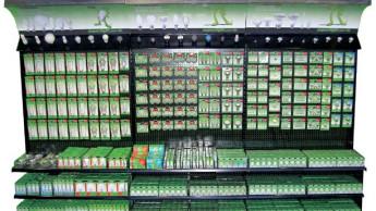 Energiesparendes Leuchtmittelkonzept