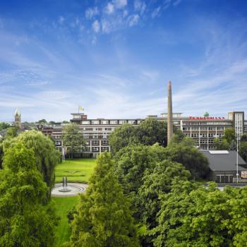 Die Tengelmann-Zentrale hat ihren Sitz in Mülheim an der Ruhr.