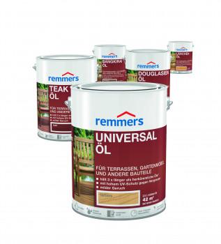 Remmers, Langzeitschutz, Gartenholz-Öl
