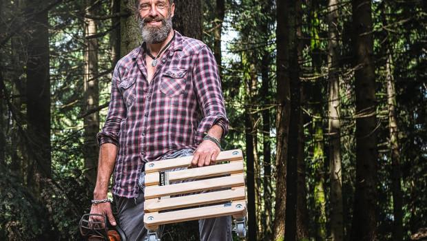 """Designpreis für Woody? Der Produktfilm """"Out of Black Forest"""" von Wagner ist für den Germand Design Award nominiert."""