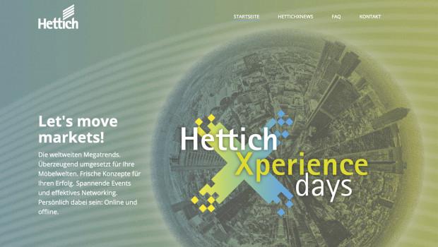 Besucher erhalten über das Webportal Informationen, haben Zugriff auf Services und können an Veranstaltungen teilnehmen.