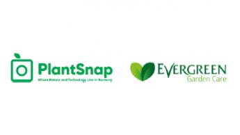 Evergreen Garden Care kooperiert mit PlantSnap