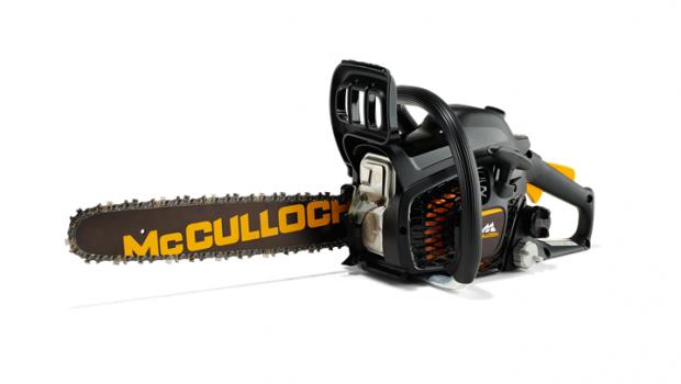 Kettensägen ist eine der Produktgruppen, auf die sich McCulloch in Zukunft konzentriert.