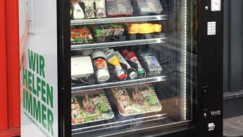 Hagebau stellt eigenen Verkaufsautomaten vor