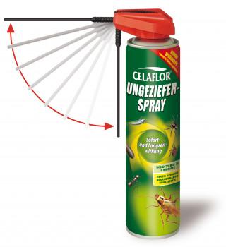 Celaflor, Ungeziefer-Spray