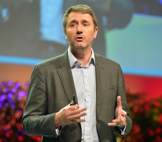 Neil Munz-Jones berichtete über die aktuelle Situation der Baumarktbranche in Großbritannien.