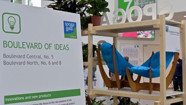 Auf der Spoga+Gafa in Köln tauscht sich die internationale Garten- und Lifestylebranche über aktuelle Markttrends aus.
