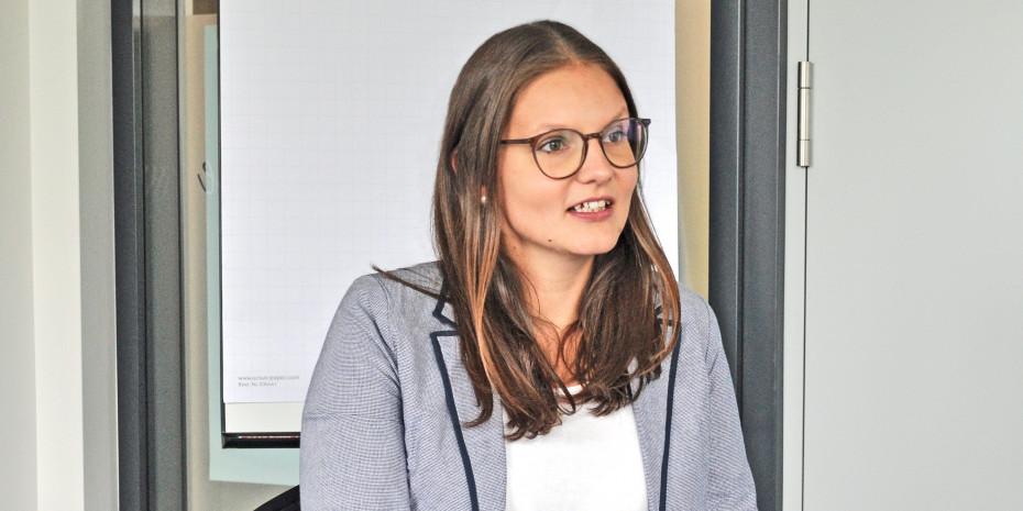 Rebecca Arnold, Molto Brand Manager DACH