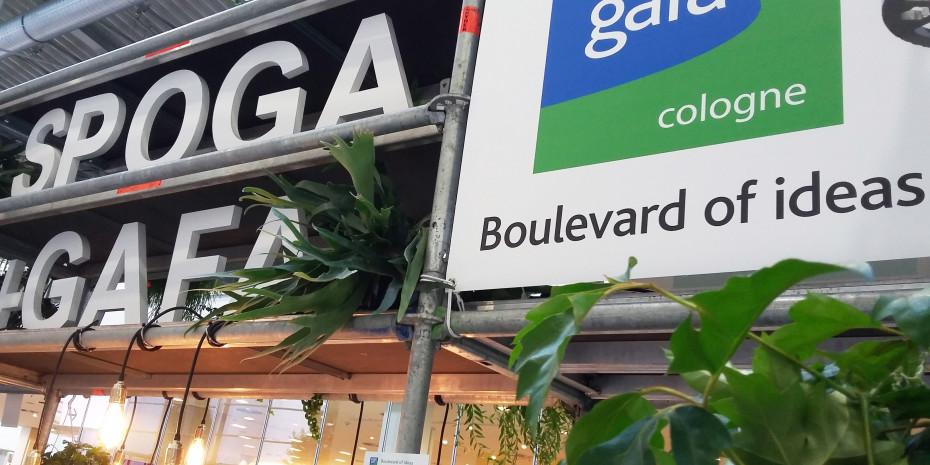 Boulevard of Ideas, Spoga+Gafa 2019