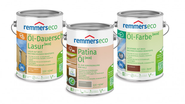 Remmers, [eco]-Holzschutz
