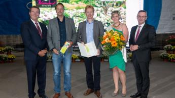 Rhododendron Bloombux sammelt Auszeichnungen
