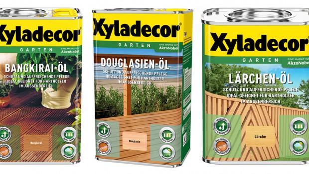 Akzo Nobel, Garten-Öle, Xyladecor