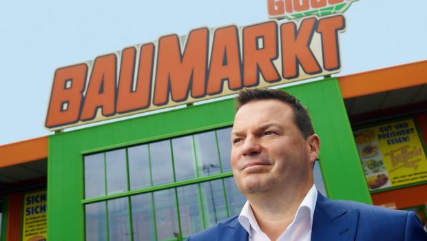 Timo Huwer, Chef der Globus Fachmärkte, kündigt kostenfreie Corona-Schnelltests auch für Kunden an.
