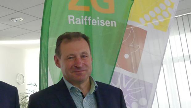 Ewald Glaser fungierte 23 Jahre als Vorstandsvorsitzender der ZG Raiffeisen.