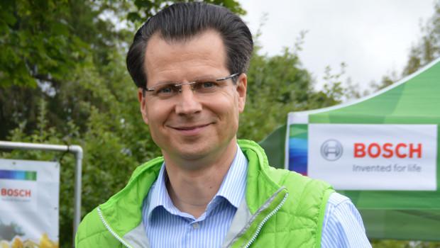 Das erfolgreichste Gartenjahr für Bosch: Henning von Boxberg, Vorsitzender der Geschäftsführung von Bosch Power Tools, berichtete auf der gestrigen Pressekonferenz über das vergangene Geschäftsjahr und stellte die Neuheiten für 2018 vor.