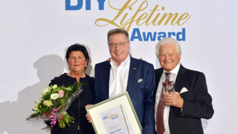 Branche ehrt Dieter Schulz