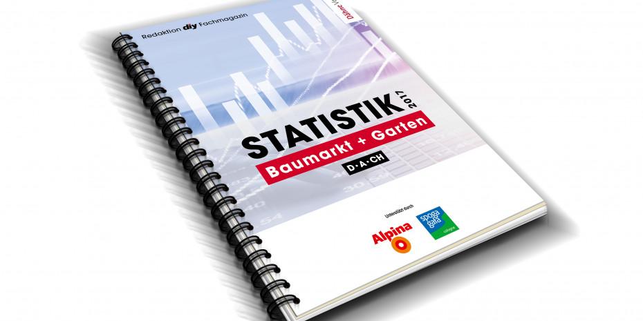 Statistik Baumarkt + Garten 2017