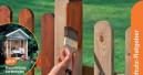 Holzschutz für jede Wetterlage...