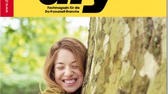 Themenheft Nachhaltigkeit als Februar-Ausgabe